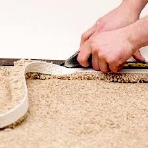 Как укладывать ковролин своими руками